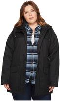 Columbia Plus Size Lookout Crest Jacket Women's Coat