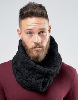 French Connection Cable Snood