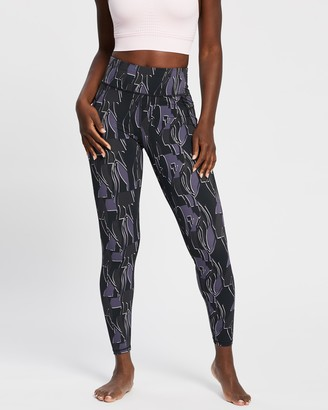 Sweaty Betty Women's Black Tights - Zero Gravity Running Leggings - Size XS at The Iconic