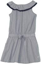 DKNY Girls' Striped Dress