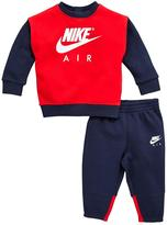 Nike Baby Boy Crew Sweat And Pant Se