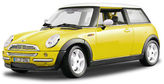 NEW Bburago Mini Cooper 2001
