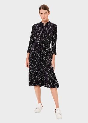 Hobbs Emmaline Midi Dress