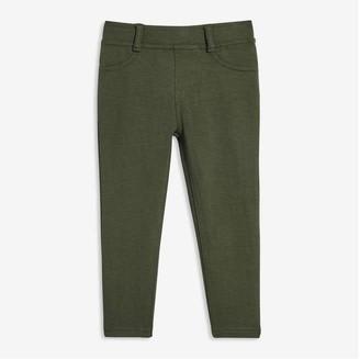 Joe Fresh Toddler Girls' French Terry Pants, Light Fuchsia (Size 5)