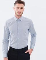 Calvin Klein Check Slim Shirt