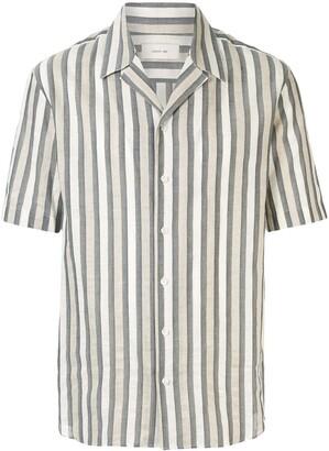 Cerruti Striped Bowling Shirt