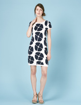 Boden Intarsia Knitted Tunic Dress