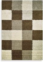 Bed Bath & Beyond Concord Global Blocks Natural Shag Rug