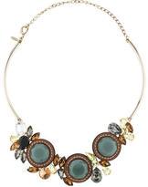 Marni Crystal Collar Necklace