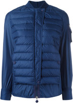 Moncler padded front jacket - women - Feather Down/Polyamide/Polyester - 0