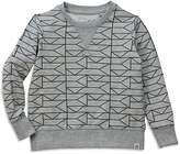 Sovereign Code Boys' Geometric Print Sweatshirt - Little Kid, Big Kid