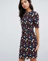 Whistles Pansy Print Dress