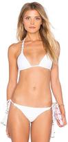Vix Paula Hermanny Braid Bikini Top