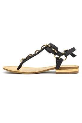 Bamboo Metal Link Sandal