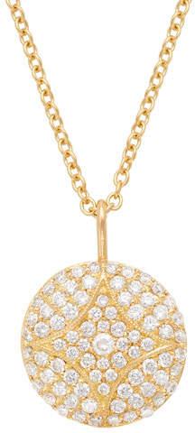 Jamie Wolf Aladdin Pave Diamond Pendant Necklace