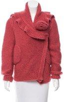 Sonia Rykiel Oversize Mohair Sweater