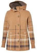 Royal Robbins Women's Sweater Coat Hoodie - Apple Cinnamon Sweaters