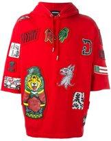 Diesel 'Drive-ED' hoodie
