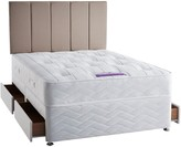 Sealy Grand OrthoMemory Foam Divan Bed with Storage Options