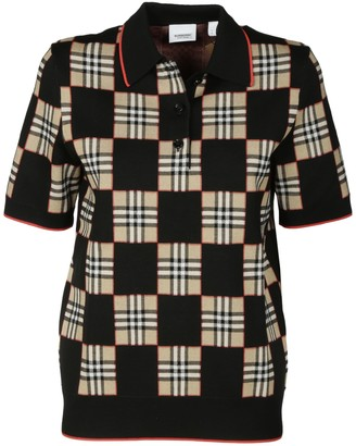 Burberry Jennifer Polo Shirt