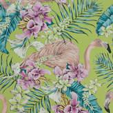 Matthew Williamson Flamingo Club Wallpaper - W6800-02