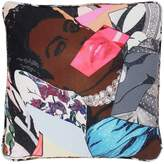 Mickalene Thomas Printed Pillow
