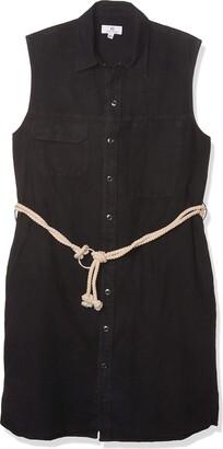 AG Jeans Women's Marie Sleeveless Workwear Dress