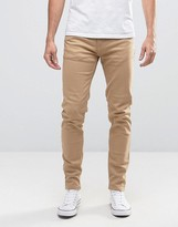 Celio Stretch Skinny Fit 5 Pocket Chino