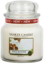 Yankee Candle Classic medium jar shea butter candle