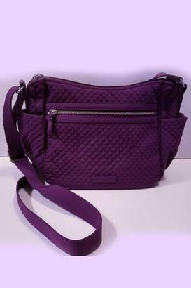 Vera Bradley Gloxinia Purple On-The-Go