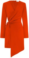 Sabinna Sloan Dress Poppy Red