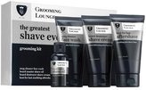 Grooming Lounge Greatest Shave Ever 4-Piece Kit