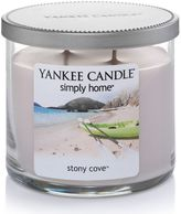 Yankee Candle simply home 10-oz. Stony Cove Soy Jar Candle