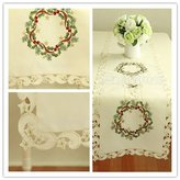 Dream QueenDream Halloween lace Table Runners Table Runners for rectangle event Tables
