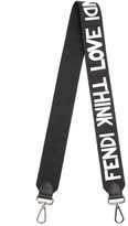 Fendi Strap You Love Think Logo-appliqué Bag Strap