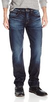 Hudson Men's Byron Five Pocket Straight Fit Jean In