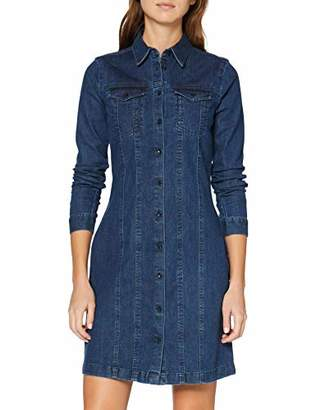 Tom Tailor Women's Mini Denim Dress,L