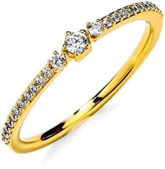 AJOA Cubic Zirconia Ring