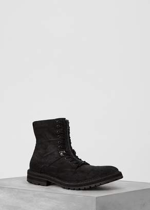AllSaints Sentry Suede Boot