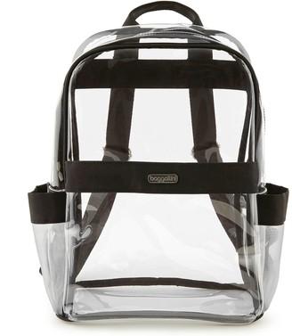 Baggallini Clear Lightweight Medium Backpack