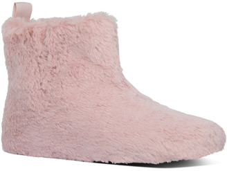 FitFlop Furry Slipper Bootie