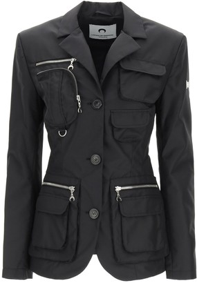 Marine Serre Pocket Detail Jacket
