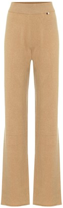 Extreme Cashmere N 104 stretch-cashmere pants