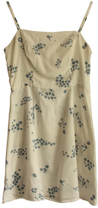 Benetton White Linen Dresses