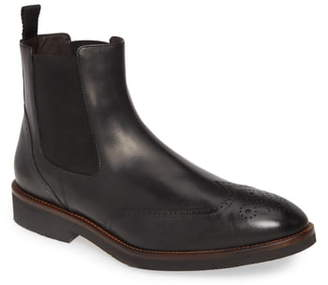 Johnston & Murphy Ridgeland Wingtip Chelsea Boot