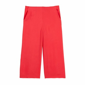 La Redoute Collections Plus Straight Culottes