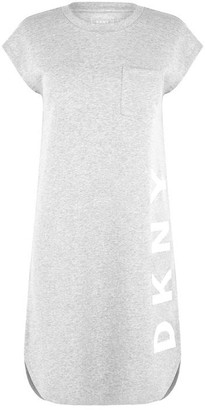DKNY Side Logo Dress