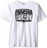 Obey Men's Channel Zero T-Shirt