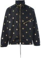 Palm Angels stars studded jacket