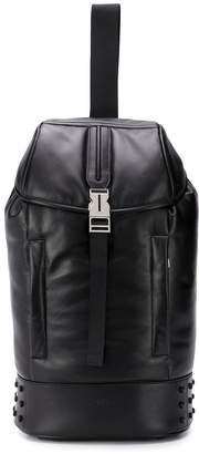 Tod's one-shoulder buckled backpack